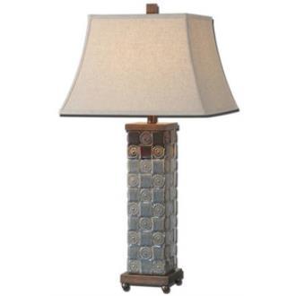 Uttermost 27398 Mincio - One Light Table Lamp
