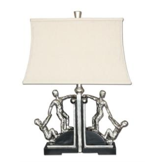 Uttermost 27461 Helping Hands - One Light Table Lamp