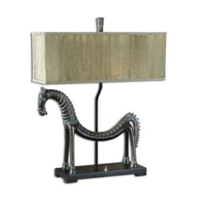 Uttermost 27907 Tamil Horse - Table Lamp
