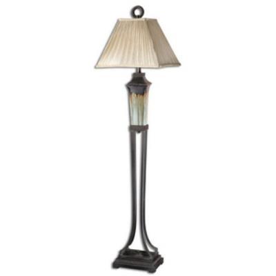 Uttermost 28545 Olinda - One Light Floor Lamp