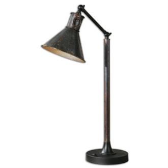 Uttermost 29335-1 Arcada - One Light Desk Lamp