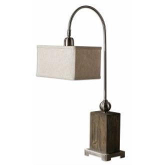 Uttermost 29495-1 Abilene - One Light Accent Lamp