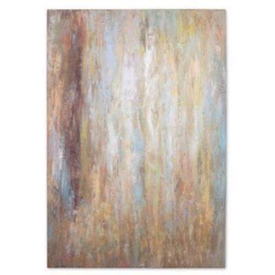 "Uttermost 32128 Raindrops - 70"" Abstract Wall Wall Art"