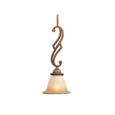 Vaxcel Lighting AV-PDD070GU Avignon - Mini-Pendant
