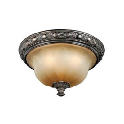 "Vaxcel Lighting BG-CCU160PZ Bellagio - 16"" Flush Mount"