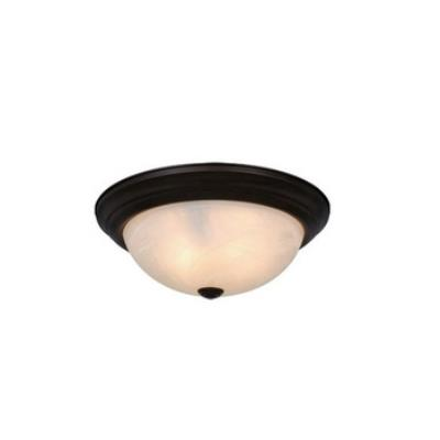 "Vaxcel Lighting CC25111OBB Saturn 11"" Flushmount"
