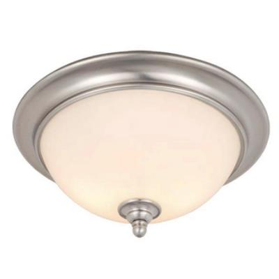 "Vaxcel Lighting CC35916SN Mont Blanc - 16"" Ceiling Mount"