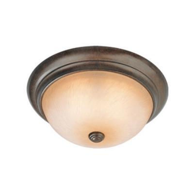 "Vaxcel Lighting CC38213RBZ 13"" Flushmount"