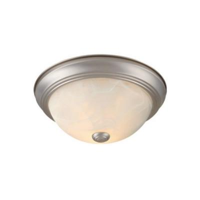 "Vaxcel Lighting CC45311BN Twin Pack 11"" Flushmounts"