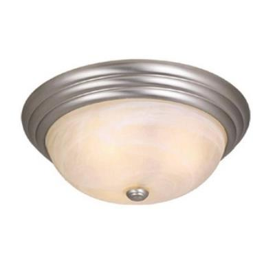"Vaxcel Lighting CC7001BN 11"" Flushmount"