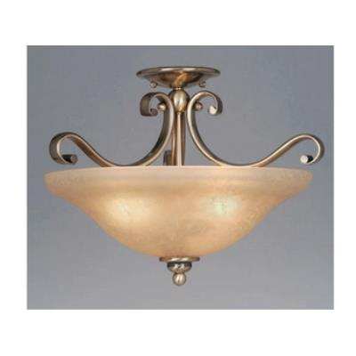 Vaxcel Lighting CF35417 Monrovia - Semi-Flush Ceiling Mount