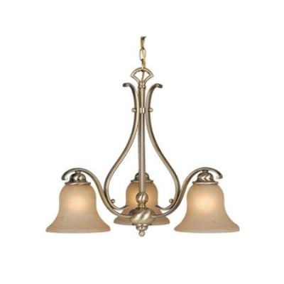 Vaxcel Lighting CH35403 Monrovia - Three Light Chandelier