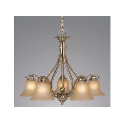 Vaxcel Lighting CH35455 Monrovia - Five Light Chandelier