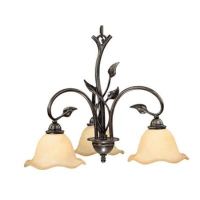 Vaxcel Lighting CH38803OL Vine - Three Light Chandelier