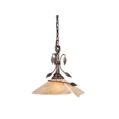 "Vaxcel Lighting CP-PDD150BW Capri - 6"" Pendant"