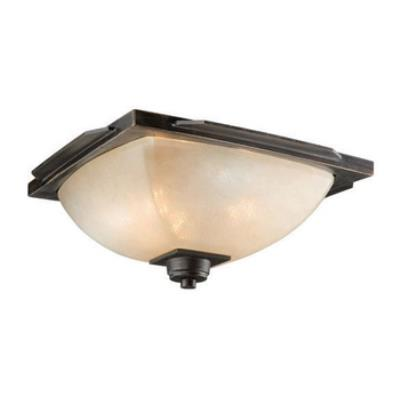 "Vaxcel Lighting DC-CCU150CZ Descartes - 15"" Flush Mount"