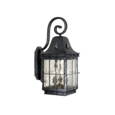 "Vaxcel Lighting ED-OWD090TB Edinburgh 9"" Outdoor Wall Light"