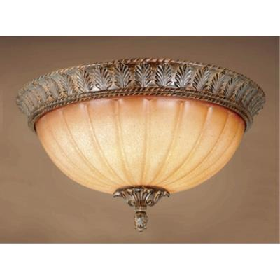 "Vaxcel Lighting EP-CCU170 Empire - 17"" Ceiling Light"