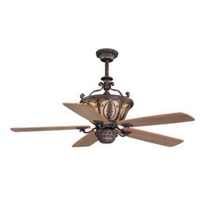 "Vaxcel Lighting FN56312FP Dynasty - 56"" Ceiling Fan"