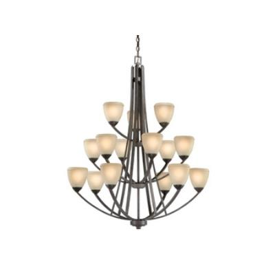 Vaxcel Lighting HS-CHU015 Helsinki - Fifteen Light Chandelier
