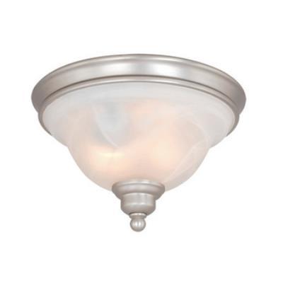 "Vaxcel Lighting LS-CCU110BN Lasalle 10"" Flushmount"