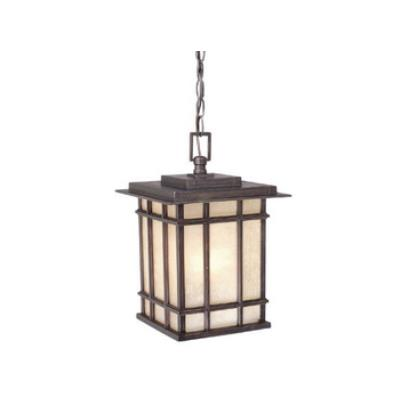 "Vaxcel Lighting MH-ODD090CZ Manor House 9"" Outdoor Pendant"