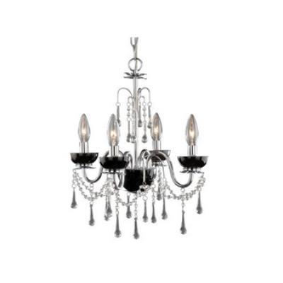 Vaxcel Lighting MN-CHU034CH Mini Chandelier