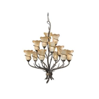 Vaxcel Lighting MY-CHU012AA Monterey - Twelve Light Chandelier