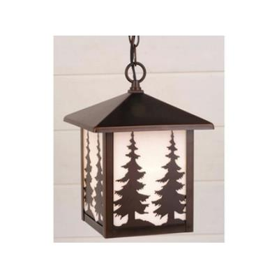 Vaxcel Lighting OD33486BBZ Yellowstone - One Light Outdoor Pendant
