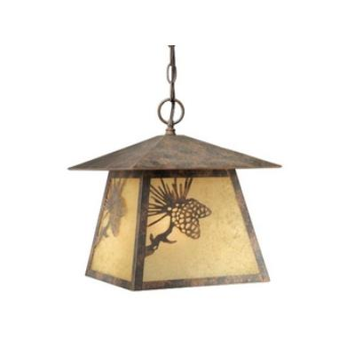 Vaxcel Lighting OD50546OA Yellowstone - One Light Outdoor Pendant