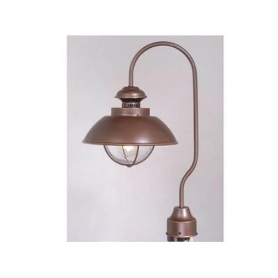 Vaxcel Lighting OP21505 Nautical - One Light Outdoor Post Lantern