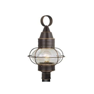 Vaxcel Lighting OP21835BBZ Nautical Outdoor Post Light