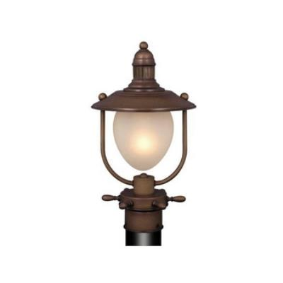 Vaxcel Lighting OP25595RC Nautical - One Light Indoor/Outdoor Post Lantern