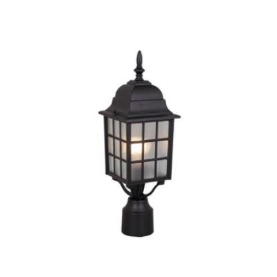 "Vaxcel Lighting OP36765TB Vista 6"" Outdoor Post Light"