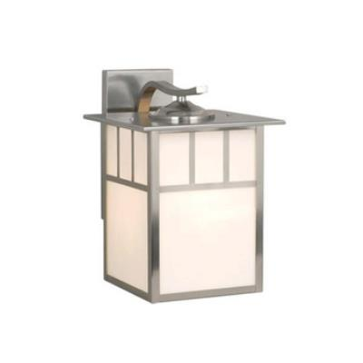 "Vaxcel Lighting OW14693ST Mission - 10"" Outdoor Wall Sconce"