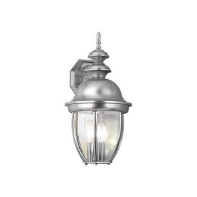 Vaxcel Lighting OW1513BN Capitol - Three Light Outdoor Wall Sconce