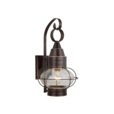 "Vaxcel Lighting OW21881 Nautical - 8"" Outdoor Wall Sconce"