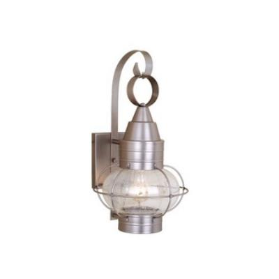 "Vaxcel Lighting OW21881BN Nautical 8"" Outdoor Wall Light"