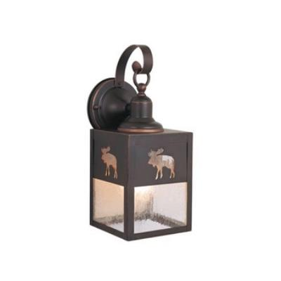 Vaxcel Lighting OW24963BBZ Yellowstone - One Light Outdoor Wall Sconce