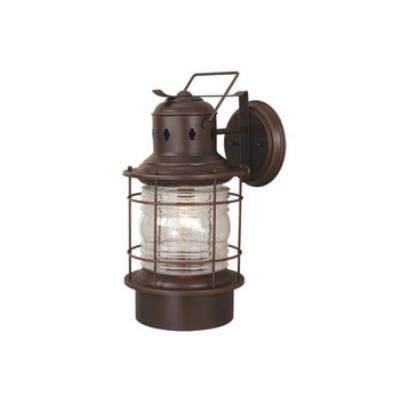"Vaxcel Lighting OW37001 Nautical - 10"" Outdoor Wall Sconce"