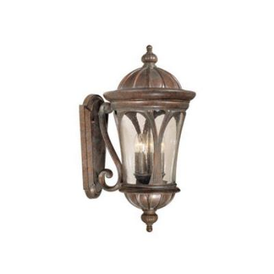Vaxcel Lighting OW38941RBZ Cambria - Five Light Outdoor Wall Sconce