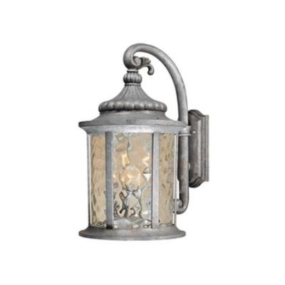 "Vaxcel Lighting OW39053GS Bathesda - 15.5"" Outdoor Wall Sconce"