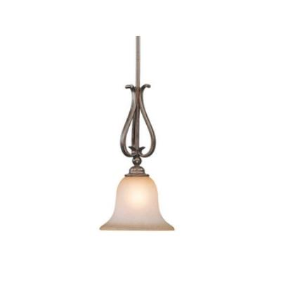 Vaxcel Lighting PD35491RBZ/B Monrovia Mini Pendant