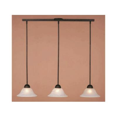 Vaxcel Lighting PD5027OBB Da Vinci 3L Mini Pendant