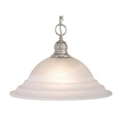 "Vaxcel Lighting PD5378BN Babylon 16"" Pendant"