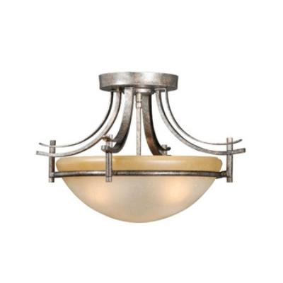 Vaxcel Lighting SE-CFU180 Sebring - Two Light Semi-Flush Ceiling Mount