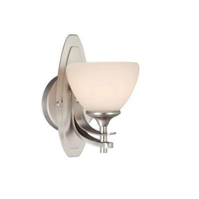 Vaxcel Lighting SE-VLU001BN Sebring 1L Wall Light