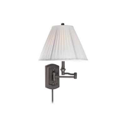 Vaxcel Lighting SW-WLS002OR One Light Swing Arm Wall Sconce
