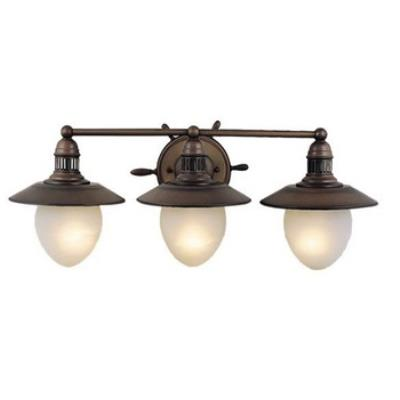 Vaxcel Lighting VL25503RC Nautical - Indoor Three Light Vanity