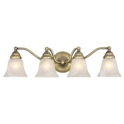 Vaxcel Lighting VL35124 Standford - Four Light Vanity
